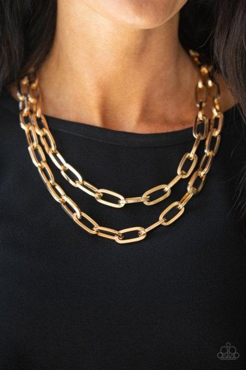 Make a Chainge - gold