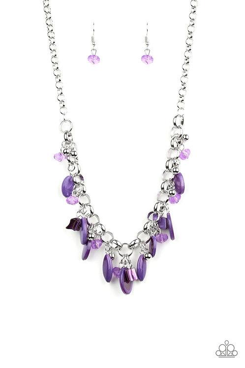 I Want To SEA The World - Purple