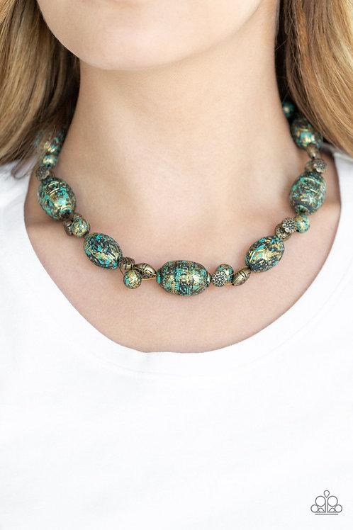 Gatherer Glamour - Brass