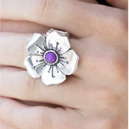 Boho Blossom Purple