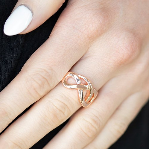Infinitely Industrial Rose Gold