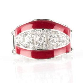 Trending Treasure - Red Ring