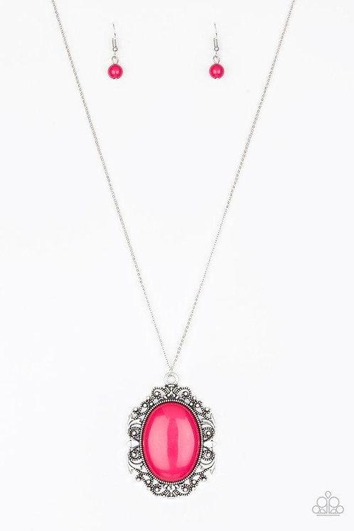 Vintage Vanity - Pink