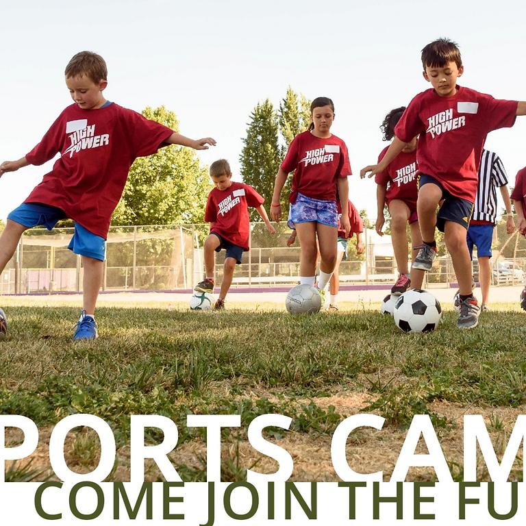 High Power Sports Camp