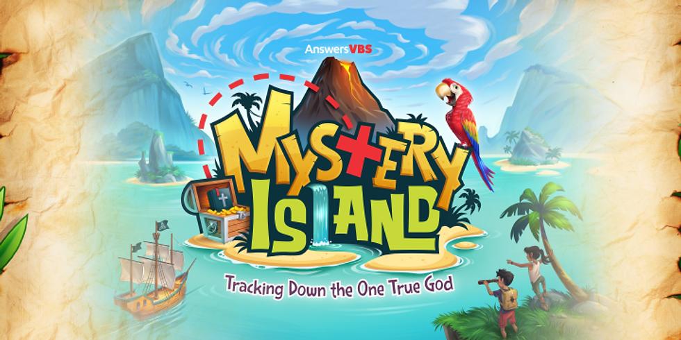 Mystery Island Vacation Bible School
