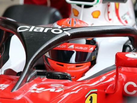 Carro da F1 terá proteção em Titânio para a cabeça do piloto