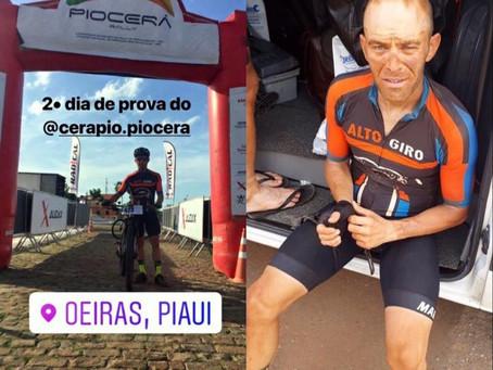 Atleta da equipe Alto Giro de Araruna-PB participa da maior prova de MTB do Brasil