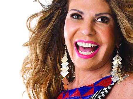 Elba Ramalho é a grande atração das Muriçocas do Miramar nesta quarta-feira