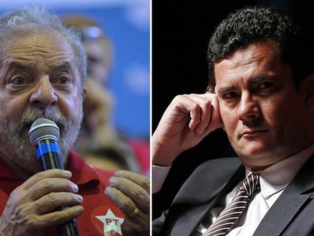 Segunda Turma do STF julgará no plenário virtual três pedidos de Lula contra atuação de Moro