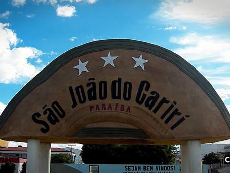 Câmara de cidade de São João do Cariri congela salários de vereadores, prefeito e secretários até 20