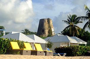 Antigua Sugar Mill 1643 built by my ancestors...