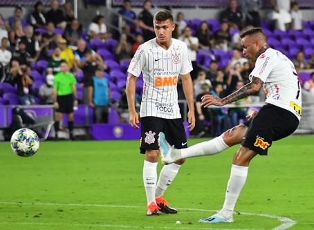 Análise: intenso e combativo, Corinthians já começa a ganhar nova cara com Tiago Nunes