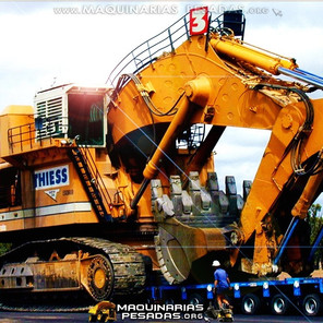Monstro da demolição! Veja como funciona a maior Escavadeira Demolidora do mundo da Caterpillar!
