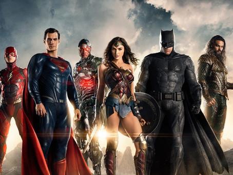Mais de 70 filmes baseados nas Histórias em Quadrinhos estreiam nos próximos anos