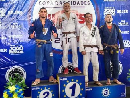 Atletas da Academia Pitbull Araruna-PB destacam-se em Campeonato de Jiu-Jitsu
