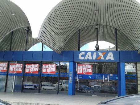 Bancários da Paraíba aderem à Greve Geral e paralisam atividades no dia 28 de abril