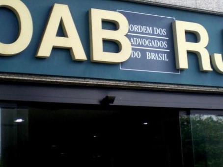 OAB manifesta preocupação com política de segurança do Rio
