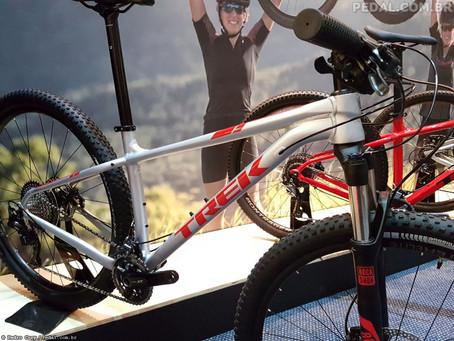 Lançamentos Trek 2018 - Mountain bikes