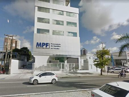 MPF-PB inscreve para estágio com bolsa de R$ 850
