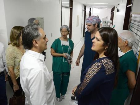 Após reunião de urgência secretário de saúde deixa PMJP; Cartaxo reconduz Adalberto e nomeia adjunta
