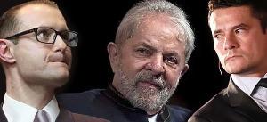 Mensagens trocadas por Moro e procuradores já estão com a defesa de Lula