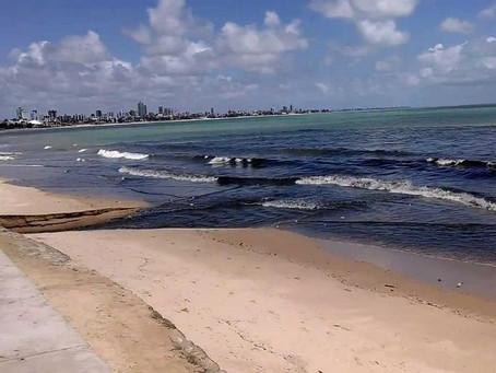 TCE notifica Prefeitura de JP para esclarecer despejo de esgoto clandestino nas praias da Capital