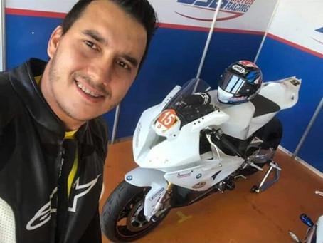 Paraibano morre em prova de motovelocidade em Goiás