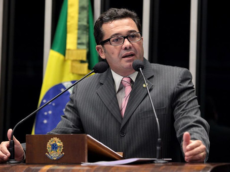 Fachin arquiva inquérito contra ministro do TCU Vital do Rêgo