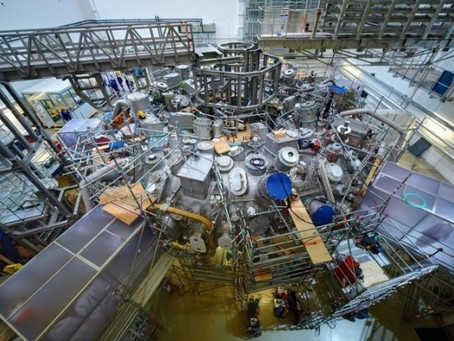 Testes confirmam que máquina de fusão nuclear alemã funciona