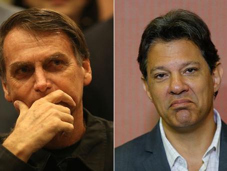 PT pede ao TSE para declarar Jair Bolsonaro inelegível por oito anos