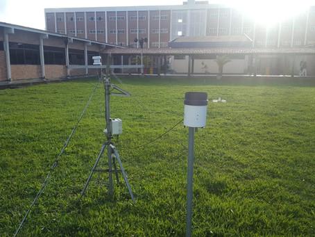 Estação meteorológica da UEPB em Araruna registrou 52mm de chuva entre os dias 7 e 8