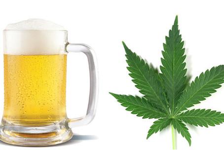 Combinação entre álcool e maconha é aposta de importadora de cerveja
