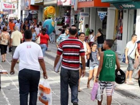Vendas no comércio varejista continuam em queda