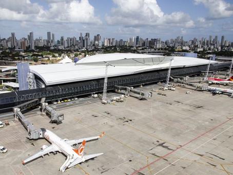 Aeroporto Internacional do Recife passa a ser administrado por empresa espanhola