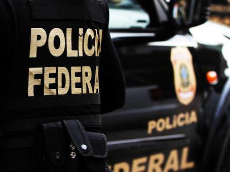 Operação da PF prende delator da Lava Jato nesta manhã, em João Pessoa, na Paraíba