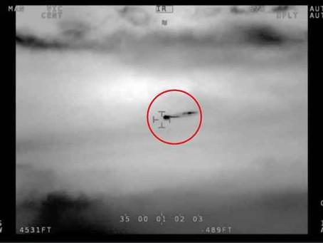 Chile divulga vídeo de óvni, gravado em 2014 por pilotos da Marinha