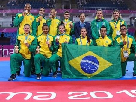 Lima 2019 sacramenta ano histórico do taekwondo brasileiro