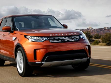 Pré-venda do Land Rover Discovery inicia com preços a partir de R$ 363 mil no Brasil