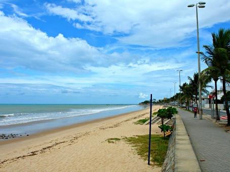 Cabo Branco, Manaíra e outras seis praias estão impróprias para banho na PB