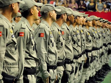 Inscrições para CFO da Polícia Militar terminam nesta terça-feira