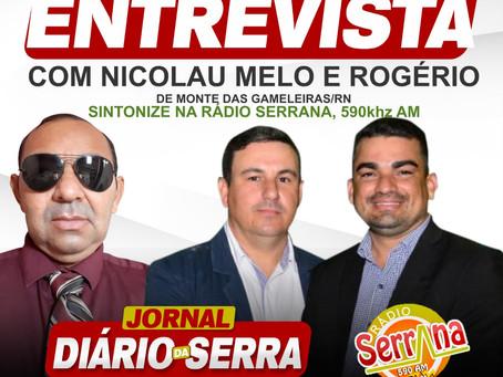 """NOVO JORNAL: Rádio serrana de Araruna estreia nesta segunda o """"jornal diário da serra"""""""