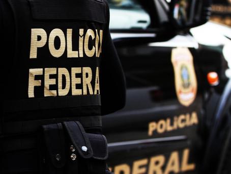Polícia Federal prende suspeitos de desvio de dinheiro de bancos