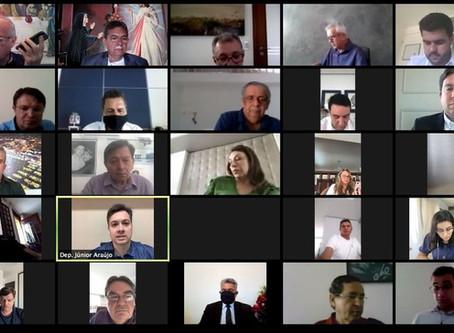 Assembleia Legislativa da Paraíba aprova Reforma da Previdência por 24 votos a 12