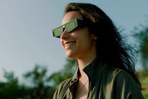 Snap apresenta óculos que colocam elementos gráficos no mundo real