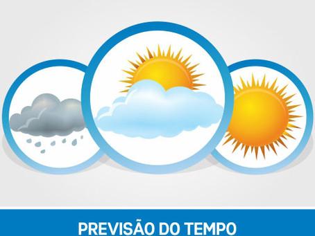 Previsão indica chuvas em parte da Paraíba nesta terça-feira; acompanhe