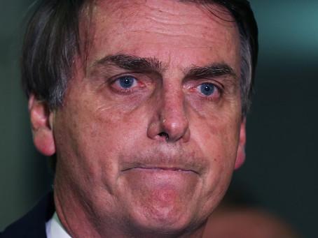 Governo recorre ao STJ para Bolsonaro não ter que entregar resultado de exame de coronavírus