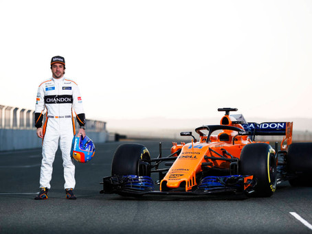 McLaren espera resolver renovação de Alonso a partir de julho