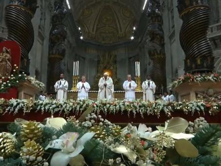 Nesta noite de Natal acompanhe à Missa do Galo (assista ao vivo)