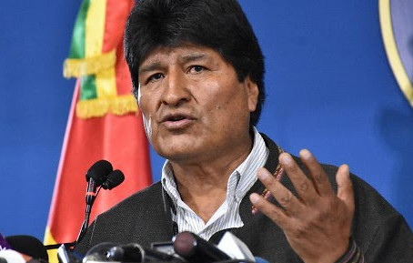 Bolívia: Proibido de disputar Presidência, Morales lança candidatura ao Senado