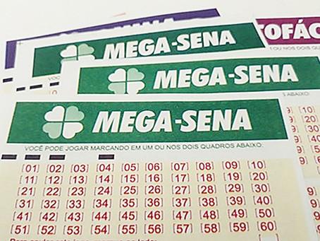 Mega Sena acumula em R$ 27 milhões